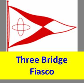 Three Bridge Fiasco @ Vicinity of Halfway Rock