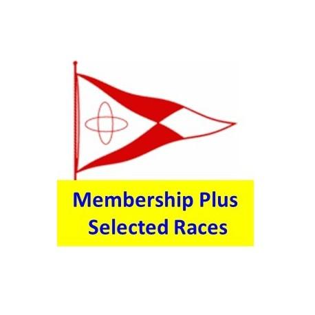 Membership Plus Selected Races